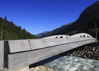 Brücke Serneus