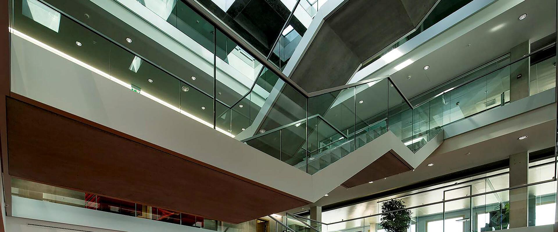 Planung von Gebäuden durch Invias